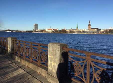 Tracking Soviet Spirits in Riga, Latvia