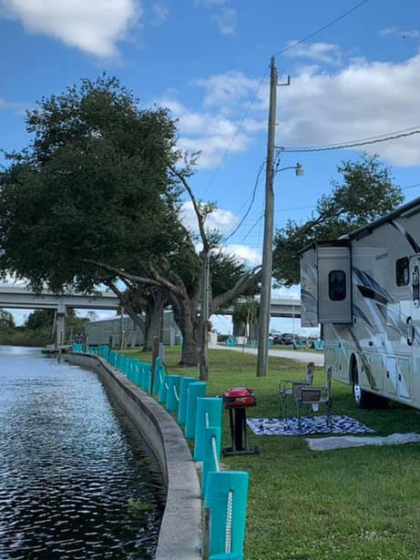 Waterfront RV Sites