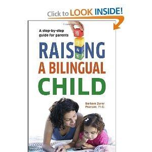 Reader's Corner:  Raising a Bilingual Child