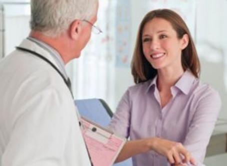 Are women better patients than men?
