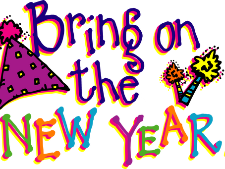 Need a do-over?  Here is how to celebrate the new year 8 times in 2019!