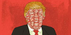 trump mouthy