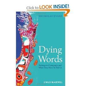 Reader's Corner:  Dying Words