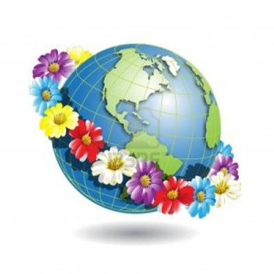 7069708-globe-in-wreath