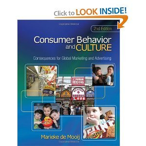 Reader's Corner:  Consumer Behavior and Culture