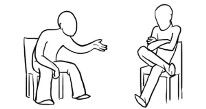 body-language