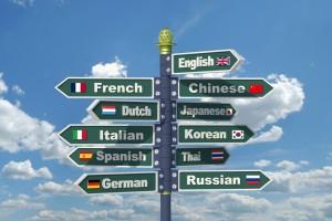 languages sign