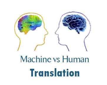 Translation:  Human vs. Machine