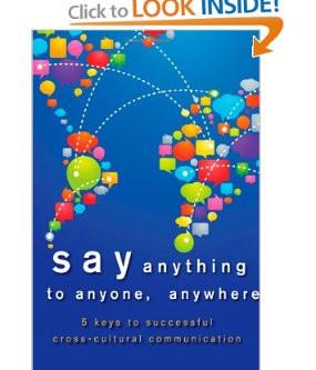 Reader's Corner:  Say Anything to Anyone, Anywhere