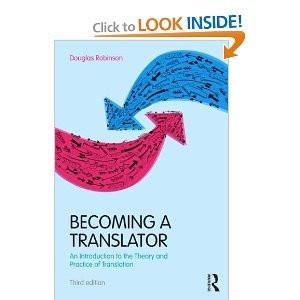 Reader's Corner:  Becoming a Translator