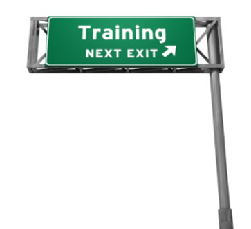 training-exit