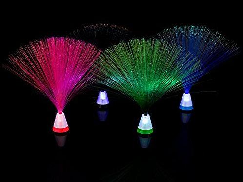 七彩LED光纖