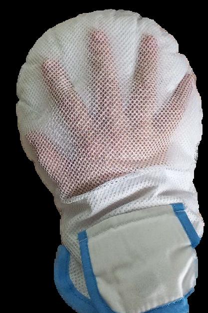 網布透氣手套