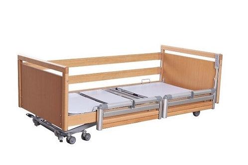 防跌五檔調節電動床
