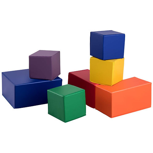 軟體玩具组合