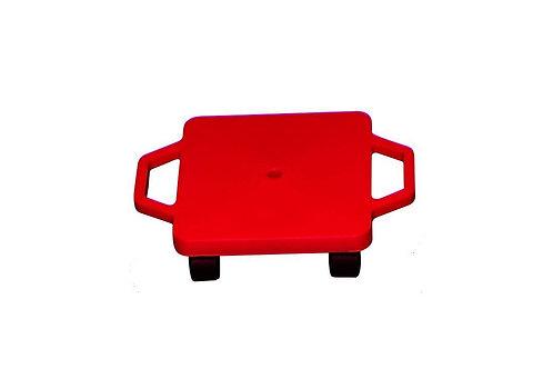 方形滑板車