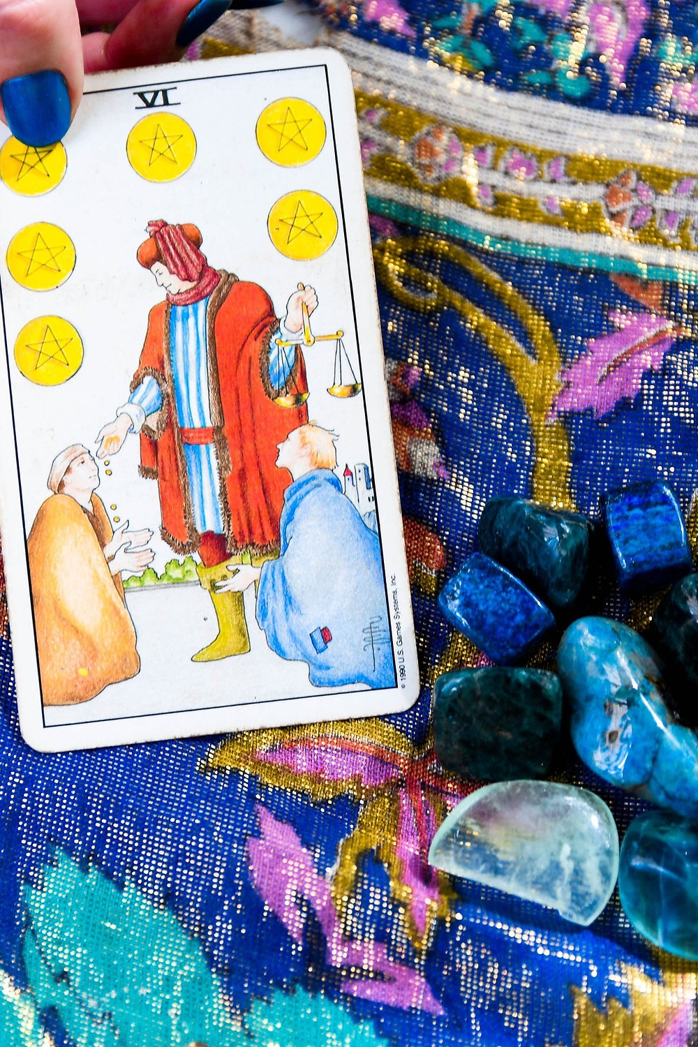 Tarot Reading with Mak Jagger online experience from Airbnb
