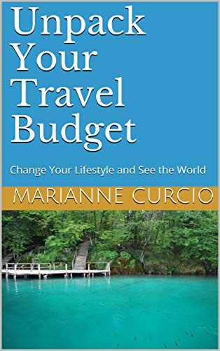Unpack Your Travel Budget book cover from Amazon