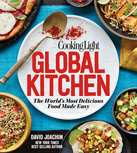 Global Kitchen: The World's Most Delicious Food Made Easy book cover from Amazon