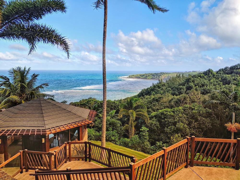 Hawaii resort bubble