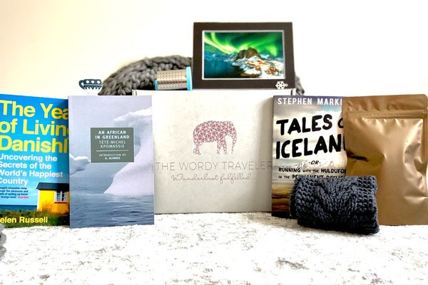 The Wordy Traveler subscription box