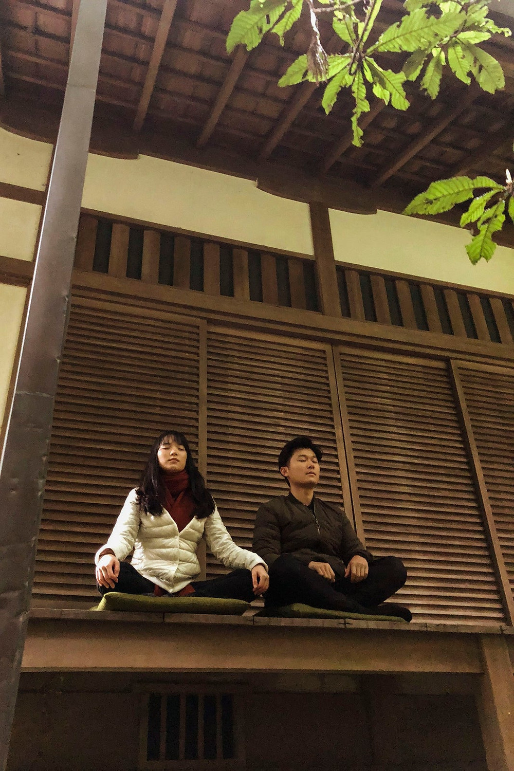 Meditation with a Japanese Buddhist Monk online experience from Airbnb