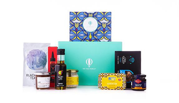 Try the World travel subscription box