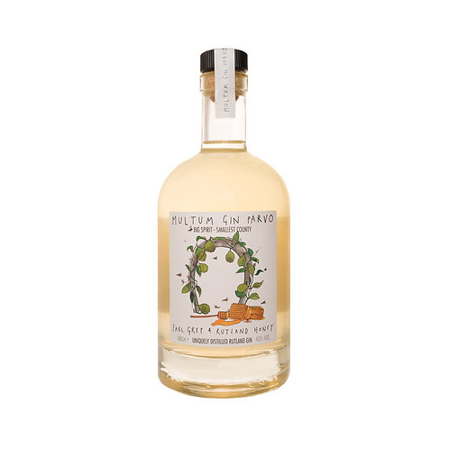 Multum Gin Parvo Earl Grey & Honey Gin 50cl
