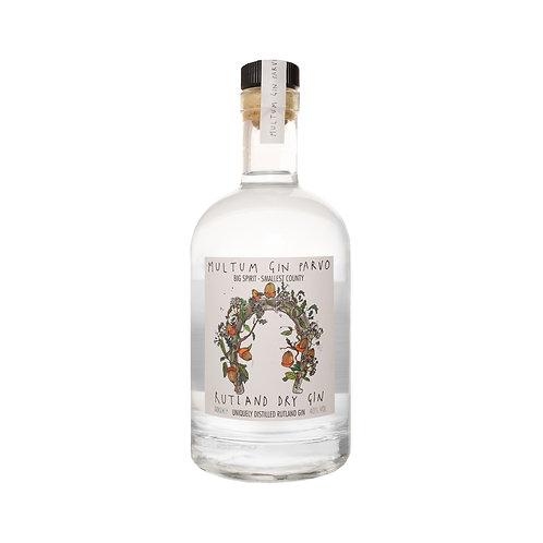 Multum Gin Parvo Rutland Dry Gin 50cl