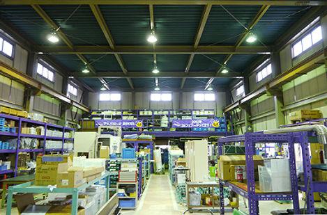 ダイイチデンシ 工場風景