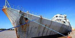 vers page filière deconstruction des navires cgt mer bretagne