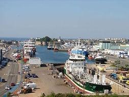 Ports et Docks cgt mer bretagne