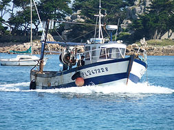 Pêche cgt mer bretagne