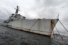 Filière de déconstruction des navires