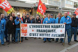 objectif collectif mer CGT