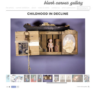 """I'M SO THRILLED THAT MY ASSEMBLAGE """"STEERAGE"""" IS ON IT'S WAY TO A NEW HOME!"""