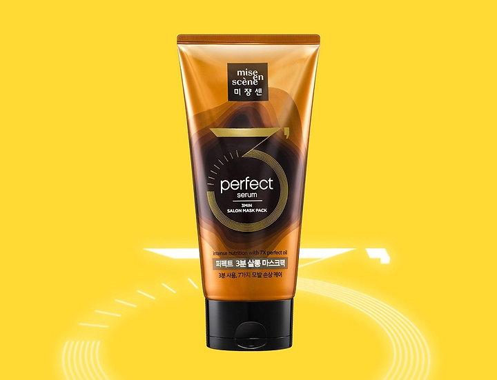 Маска  для  волос  Mise-en-Scene Perfect Serum 3 min Salon 300мл