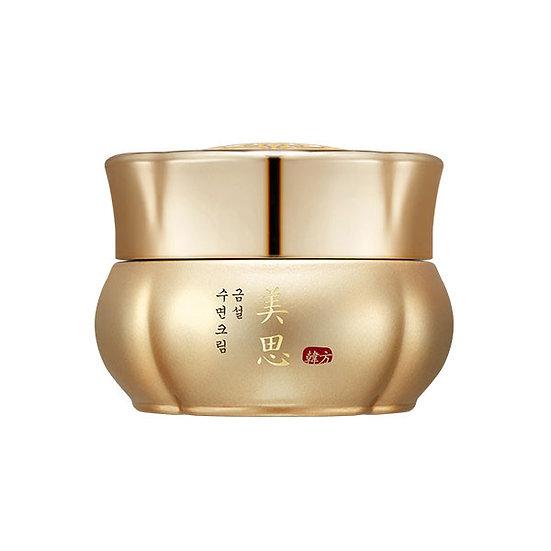 Омолаживающий ночной крем для лица Missha Geum Sul Overnight Cream