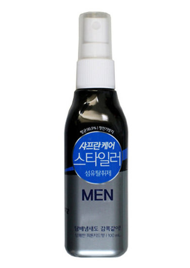 Спрей-антистатик для одежды  Saffron care styler для мужчин