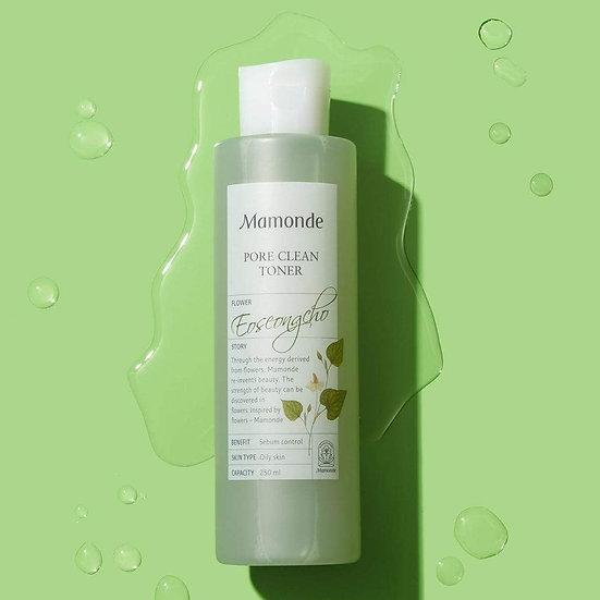 Тонер для очищения пор Mamonde pore clean toner 250мл