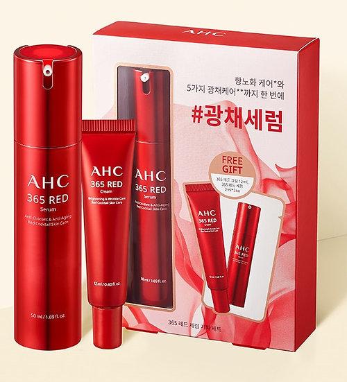 Антивозрастной набор AHC 365 Red Serum