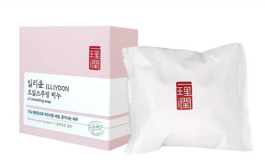 Увлажняющее мыло для тела и лица illiyoon