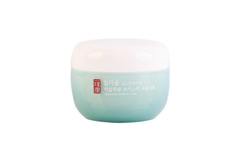 Крем для лица с гиалуроновой кислотой Illiyoon Hyaluronic Moisture Cream 100мл