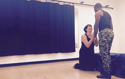 Desdemona at Atlantic Acting School