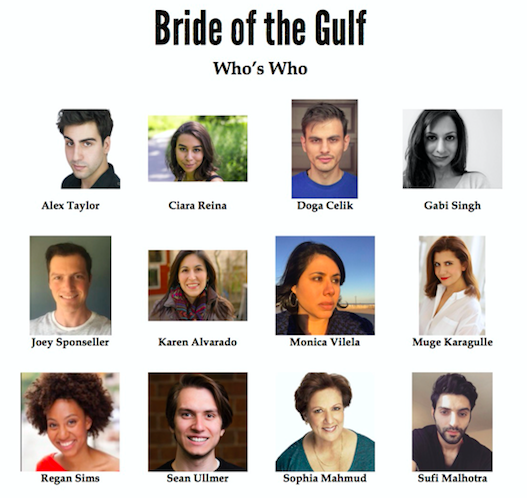 Bride of the Gulf