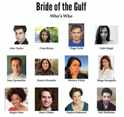 Bride of the Gulf