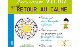 NOUVEAUX Cahiers Vittoz enfants