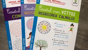 Publication des cahiers Vittoz en Roumanie