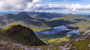Runner Up - UK Mountain Photo of the Year
