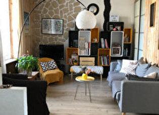 Rare à la vente pour jolie maison de charme en centre-ville de St-Nazaire
